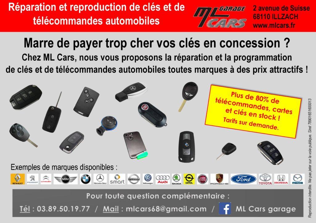 Nouveau service de réparation par ML CARS Illzach