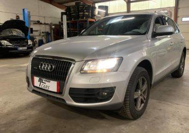 Entretien Boîte Automatique Audi Q5 2.0tdi