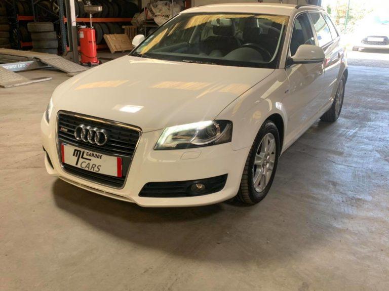 Garage ML Cars 68 Illzach près de Mulhouse, Entretien Boîte Automatique A3 sportback -