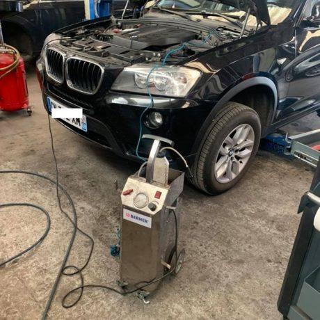 Entretien vidange boite auto ML Cars 23 07 2020 10