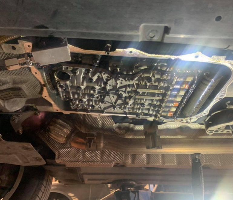 Entretien vidange boite auto ML Cars 23 07 2020 5
