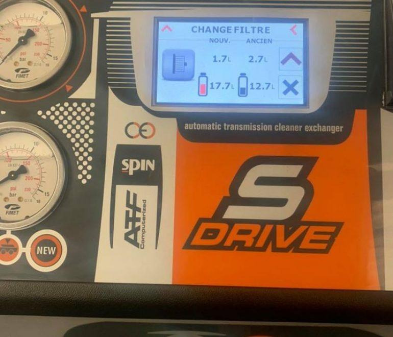 Entretien vidange boite auto ML Cars 23 07 2020 7