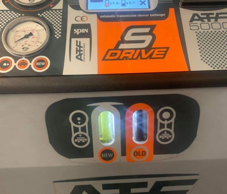 Entretien vidange boite auto ML Cars 23 07 2020 8