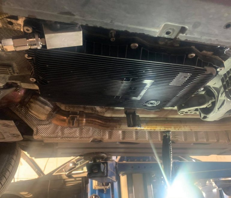 Entretien vidange boite auto ML Cars 23 07 2020 9